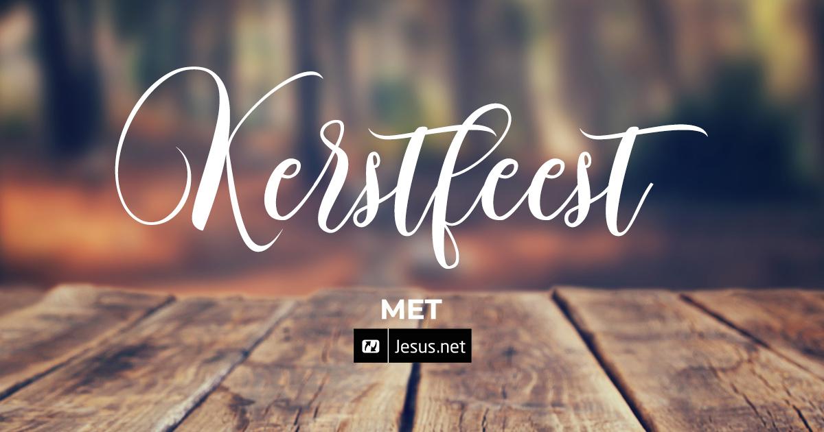 Kerstfeest met Jesus.net