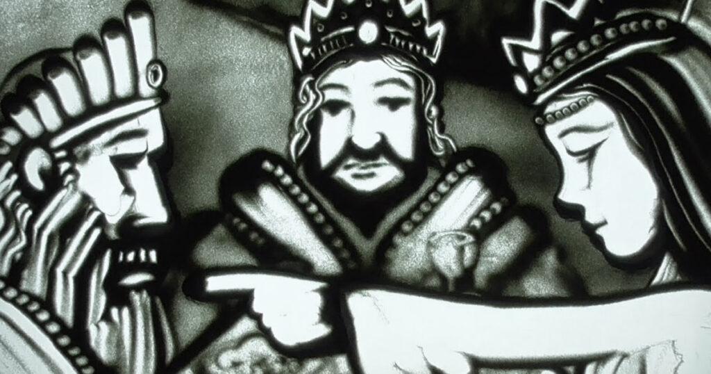 SandyTales - Koningin Esther